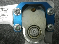 8J/アウディTT/LSD・ガルウィングドアキット(ランボスタイル)/本体ユニットのみ