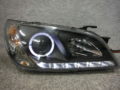 アルテッツァ/SONAR・左右ヘッドライト/LEDポジショニング
