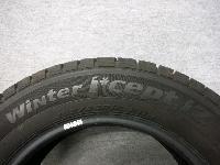 ハンコック・ウインターアイセプト/スタッドレスタイヤ・195/65R15/4本セット
