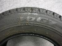 ブリヂストン・レボGZ/スタッドレスタイヤ・175/70R14/1本のみ
