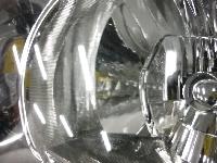 YH2・エレメント/純正・左ヘッドライト