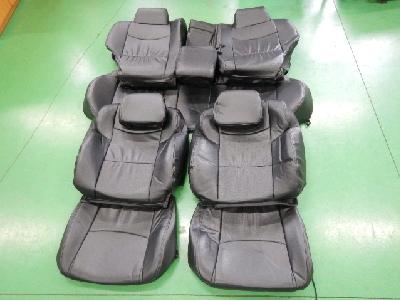 トヨタ/GRX120/マークX/社外/シートカバー/1台分/レザータイプ