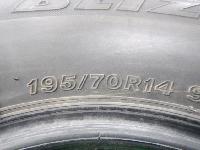ブリヂストン/GZ/14インチ/スタッドレス/4本セット