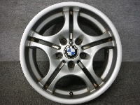 BMW・3シリーズ/純正・17インチアルミホイール/4本セット