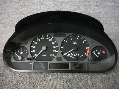 BMW/AL19・E46・318i/純正スピードメーター