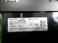 トヨタ/オプション/ETC車載器/ブザータイプ