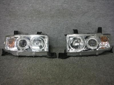 NCP3♯系・bB/SONAR・社外ヘッドライト/左右セット/ジャンク品