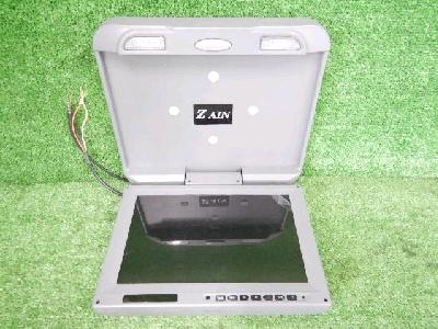 ZAIN/9.2インチ/フリップダウンモニター/未使用品