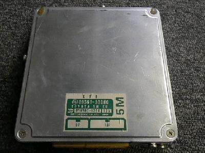 MS112・クラウン/純正・エンジンコンピューター・ECU/5M-EU