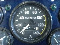 J54・三菱ジープ/スピードメーター