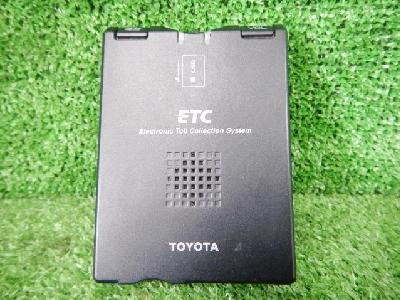 トヨタ/オプション/ETC車載器/音声案内タイプ