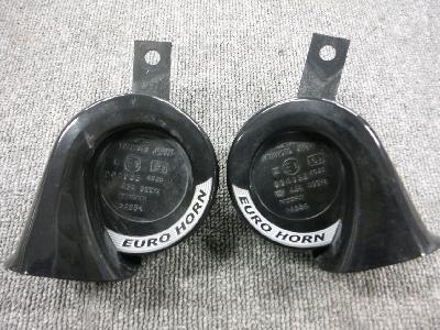 日産純正オプション・ホーン/400Hz&500Hz
