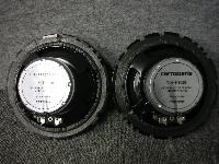 パイオニア・カロッツェリア/16cm・コアキシャル2ウェイスピーカー