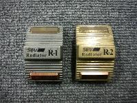 SEV/ヘッドバランサーP-1&P-2/ラジエーターR-1&R-2/4点セット
