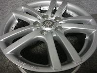 エンケイ・スパルコ/16インチ・アルミホイール/4本セット/1TCAV・VW・トゥーラン