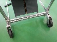 椅子型/ストレッチャー/コンパクト/担架