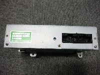 Y30/セドリック・グロリア/エアコンスイッチパネル