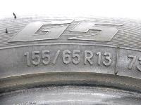 トーヨー/ガリット G5/13インチ/スタッドレス/4本セット