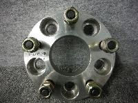 ワイドトレットスペーサー/30mm/114.3-5穴