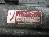 GX81・クレスタ/純正セルモーター・スターターモーター