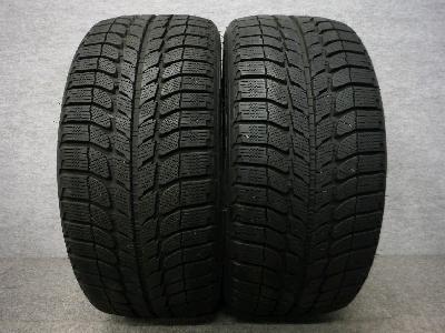 ミシュラン・X-ICE/スタッドレスタイヤ・245/40R18/2本セット