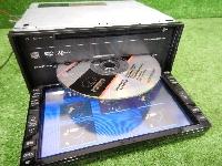 イクリプス/DVDナビシステム/2DIN/オーディオ