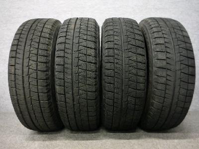 ブリヂストン・レボGZ/14インチ・スタッドレスタイヤ/4本セット