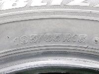 ブリヂストン/VRX/15インチ/スタッドレス/4本セット