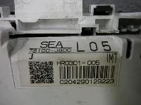 CL7・アコードユーロR/純正・スピードメーター