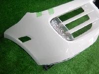 ポルシェ/カイエン/957型/純正/フロントバンパー