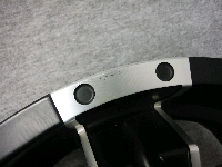 BSJ/16インチ・アルミホイール/2本セット/美品