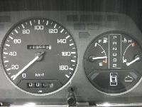 KA3・レジェンド/スピードメーター