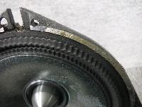 アルパイン/17cm・セパレートスピーカー(スピーカーのみ)