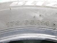 ブリヂストン/レボGZ/14インチ/スタッドレス/4本セット