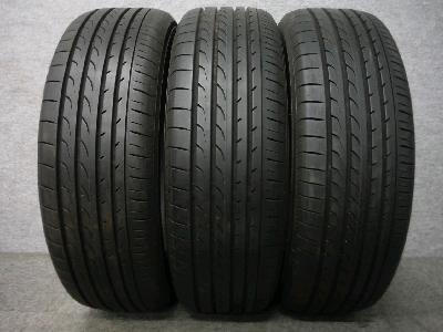 ヨコハマ・ブルーアース/夏タイヤ・215/55R17/3本・ばら売りOKです