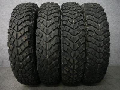 ヨコハマ・ジオランダーMT/マッドタイヤ・18x85R18/4本セット