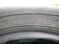 ヨコハマ/ES300/15インチ/夏タイヤ/3本ばら売り/残り1本