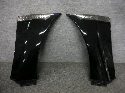 VAG・WRX-S4/WRX・フロントフェンダーガーニッシュ/左右セット