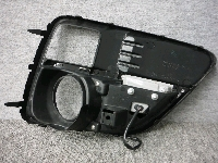 VAG・WRX-S4/左フォグランプベゼル(LEDアクセサリーライナー付き)