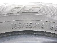 トーヨー/ガリット・G5/14インチ/スタッドレス/4本セット