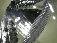 GD1・2/フィット/純正・右ヘッドライト