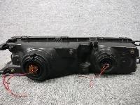 Z20・ソアラ/純正・左ヘッドライト