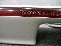 Z20・ソアラ/純正リアスポイラー