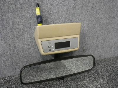 GS120・クラウン/時計付きルームミラー