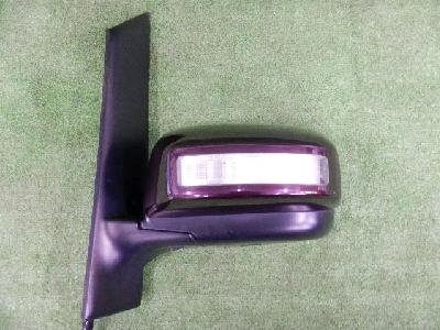 日産/C25/セレナ/オプション/LEDウインカーカバー付/左ドアミラー