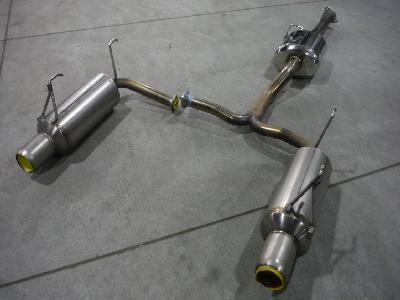 AP1・S2000/無限・車検対応マフラー