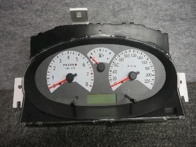 AK12・マーチ/ニスモ・スピードメーター