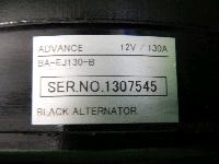 BE5/レガシィ/アドバンス/オルタネーター/ブラックタイプ