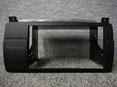 BMW/E46・318i/社外・2DINオーディオ用取付ブラケット