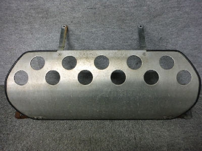 JB23W・ジムニー/純正オプション・フロントバンパー用アンダーガード
